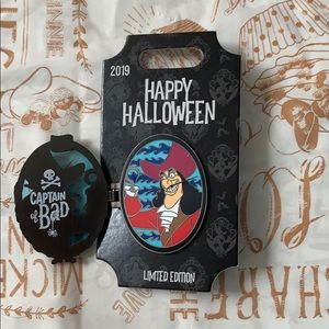 Disney Captain Hook Limited Edition Pin 2019